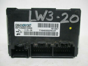 Genuine GM Module 24261367