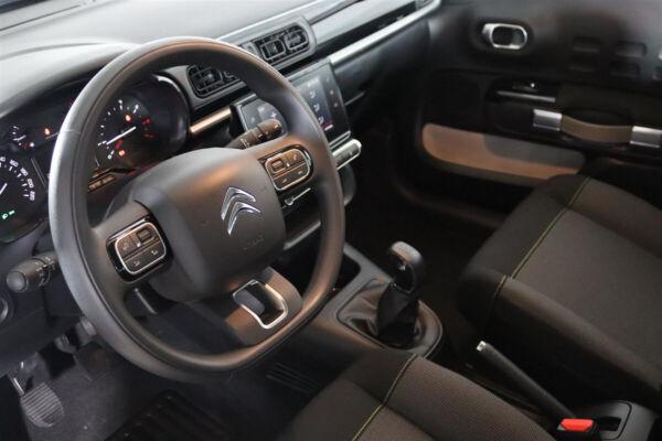 Citroën C3 1,2 PureTech 82 Iconic billede 4