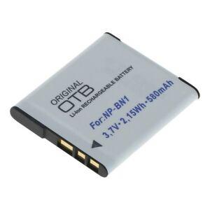 Akku für Sony Cybershot Sony NP-BN1 für NP-BN DSC-W510 DSC-W550 DSC-W650