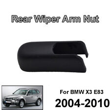 BMW E53 E39 Rear Wiper Arm Nut Cover Cap Trim 8222463 61628222463