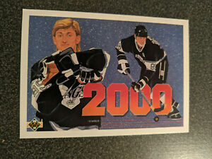 1990-91-Upper-Deck-Hockey-Card-1-to-550-PICK-CHOOSE-YOUR-CARDS