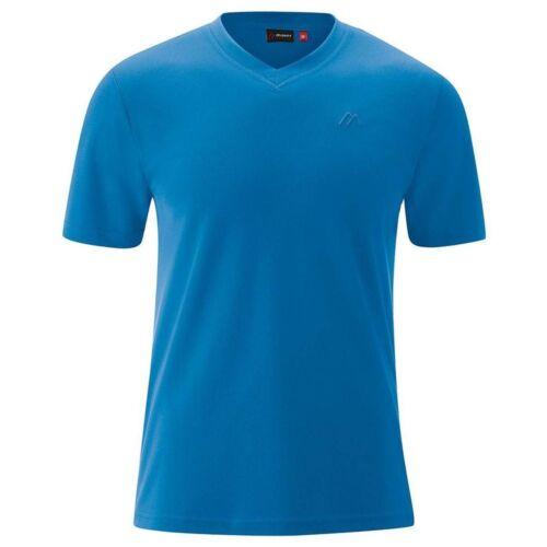 Maier Sports Wali T-Shirt Imperial blau