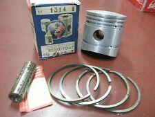 PISTONE ASSO WERKE X GILERA 175cc EXTRA SPORT ROSSO 4T DIAMETRO 60,2
