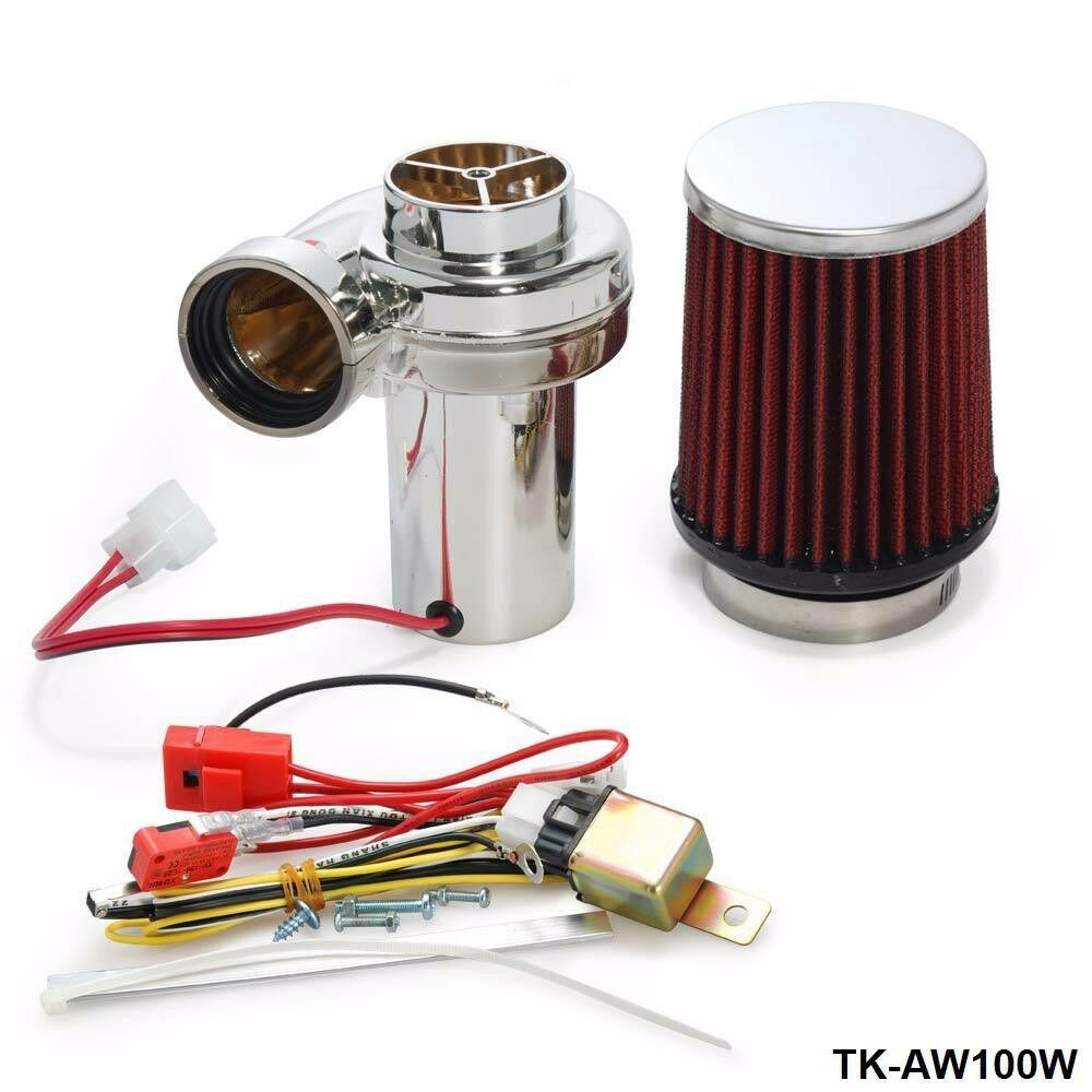 Universal Electric Turbo Review: GO KART ELECTRIC TURBO / SUPERCHARGER KIT / UNIVERSAL FIT