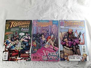 Tomorrow-Stories-Comic-Books-8-9-12-2001-2002-America-039-s-Best-Comics