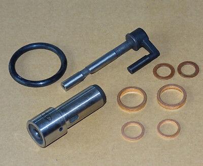 Pumpenelement + Dichtsatz Für Deutz 1/2 Zyl. Fl 612 712 812 Motor Einspritzpumpe