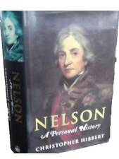 [V] Christopher Hibbert : Admiral Nelson: A Personal History - HC