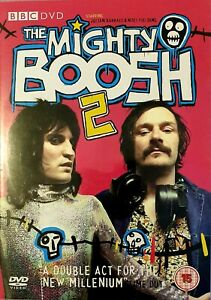 The-Mighty-Boosh-Series-2-Complete-DVD-2006-2-Disc-Set-Like-New