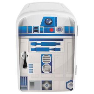 Image Is Loading Star Wars R2 D2 Mini Fridge Apartment Dorm