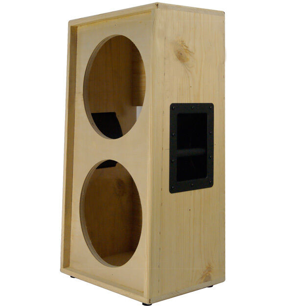 2x12 vertical solid pine raw wood guitar speaker empty cabinet rh ebay com