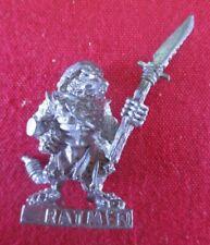 Warhammer WFB citadel 1985 SKAVEN C47-16 SKUTTLE