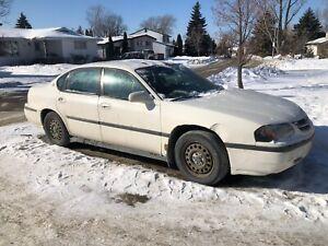 2002 Chevrolet Impala -