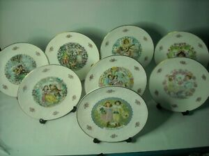 Your-Choice-of-VALENTINE-039-S-DAY-Plates-Royal-Doulton-Plate-Valentine-Love-Poem