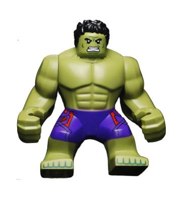 Lego Figur Super Heroes HULK Sammelfigur 76031 76041
