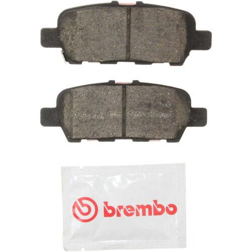 New Brembo Disc Brake Pad Set Rear P56068N for Infiniti for Nissan