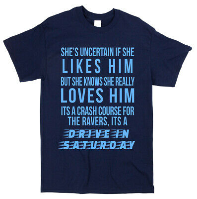 Men /& Ladies Starman Inspired Legend Tee David Bowie Music Lyrics T-shirt