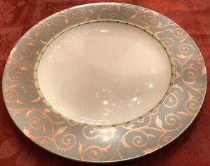 "Victoria & Beale by Sango ARISTOCRAT 7018 10 7/8"" Dinner Plates Set of 6 EUC"
