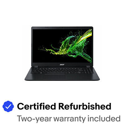 "Acer Aspire 3 - 15.6"" Laptop Intel Core i5-1035G1 1GHz 8GB Ram 256GB SSD Win10H"
