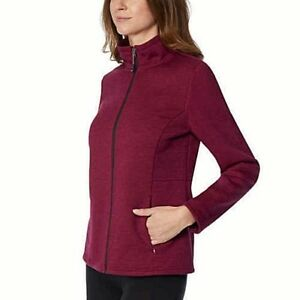 32 Degrees Ladies/' Plush Jacket