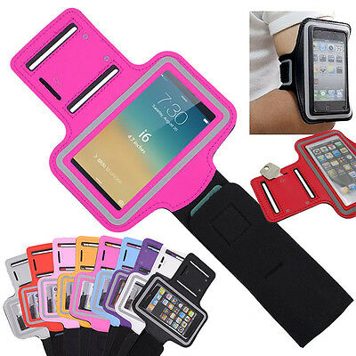 Sports Running Jogging Gym Armband Arm Band Case Cover Holder for iPhone 6