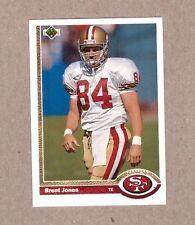 Brent Jones 49ers