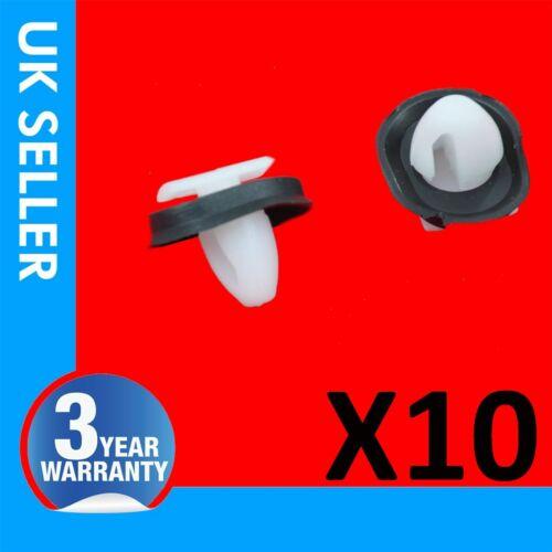 Fits Fiat Ducato Peugeot Boxer côté porte panneau moulure clips X10