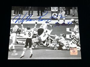 William-Perry-The-Fridge-Chicago-Bears-Signed-Autographed-8x10-B-amp-W-Photo-JSA-COA