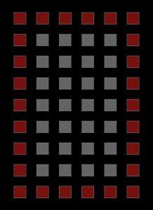Black Rug 120 x 170 Contemporary