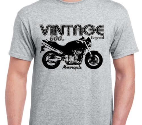 HONDA CB600 HORNET inspired vintage motorcycle classic bike shirt tshirt