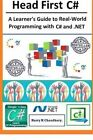 Head First C#,: A Learner's Guide to Real-World Programming with Visual C# and .Net by Harry H Chaudhary (Paperback / softback, 2014)