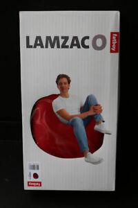 Nuevo en su embalaje original * Fatboy lamzac o * rojo único cojines de asiento prestigio Top