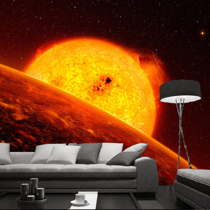 3D Sun Activity 9024 Wall Paper Wall Print Decal Wall Deco Wall Indoor Murals