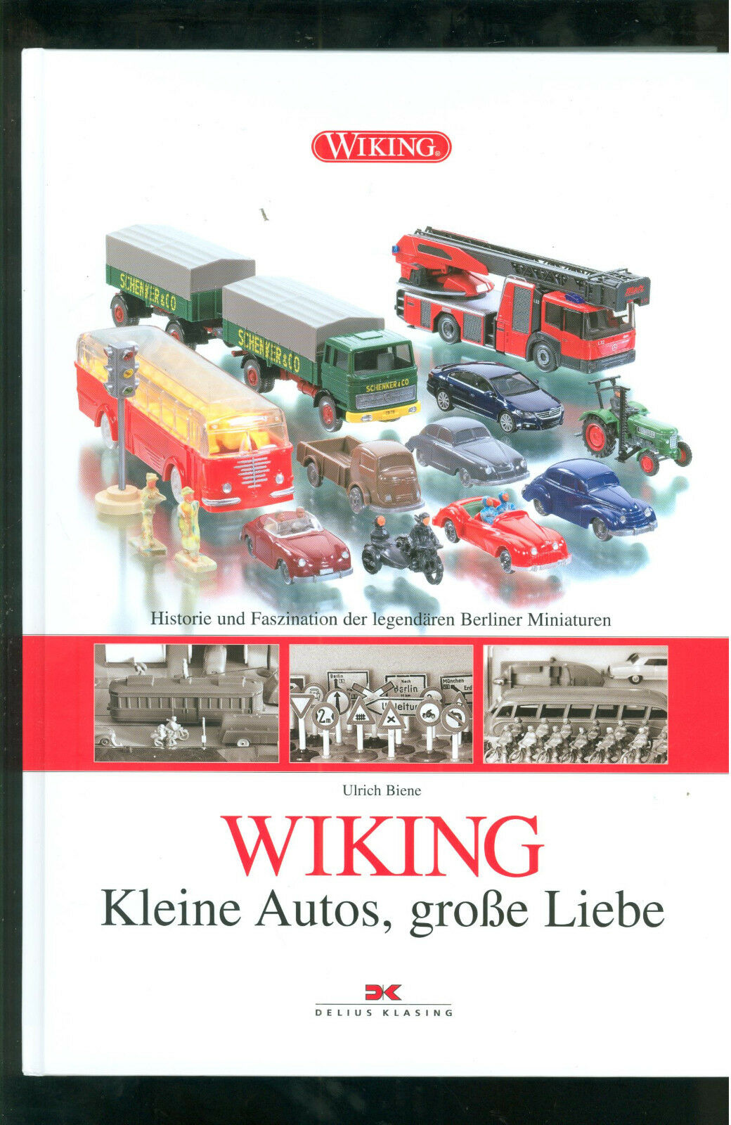 Pequeñas Wiking coches gran amor