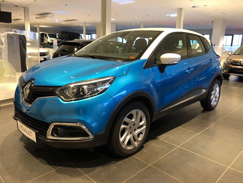 Renault Captur Billede 0