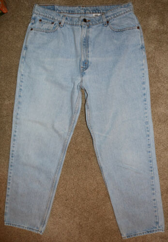 Levis Mam S Usa Fit Reg 18 Lige Slim Vintage Jeans Leg Light Wash 512 dxwadqf