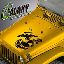 Jeep Wrangler Metal Mulisha Vinyl Hood Decal Sticker LJ TJ JK JKU Offroad Willys