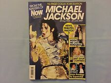 Michael Jackson Tribute Now Special, 92 Page Collectors Edition, July 2009