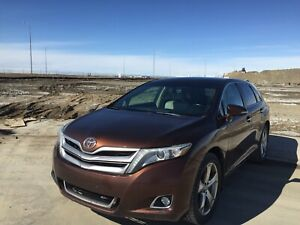 2013 Toyota Venza Limited V6 Panoramic roof