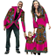 thumbnail 5 - New Fashion Matching Clothes Brand Father Mother and Son Baby Africa V11592