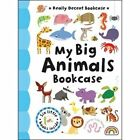 My Big Animals Bookcase by Really Decent Books (Board book, 2015)