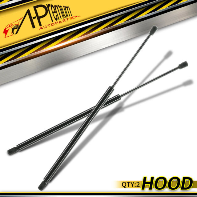 Maxpow 4152 Compatible With 2004 2005 2006 2007 Pontiac Grand Prix Hood Lift Support Struts Pack of 2