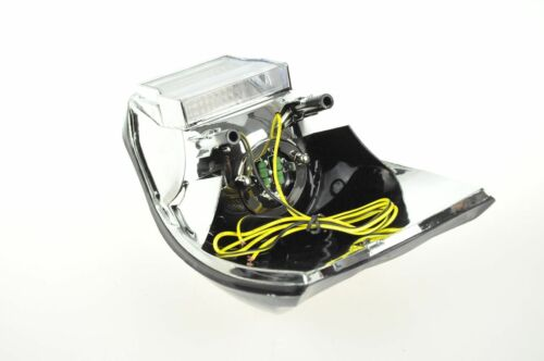 Smoked Led Brake Tail Light Integrated Turn Signal For BMW  K1200R K1200S