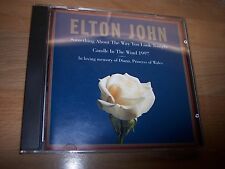 1997 Elton John Candle In The Wind Diana Princess Of Wales CD