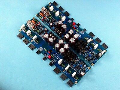 KSA100 Class A or Class AB Assembled Hi-Fi AMP Power Amplifier Board