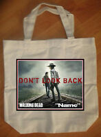 """The Walking Dead"" Personalized Tote Bag - NEW"