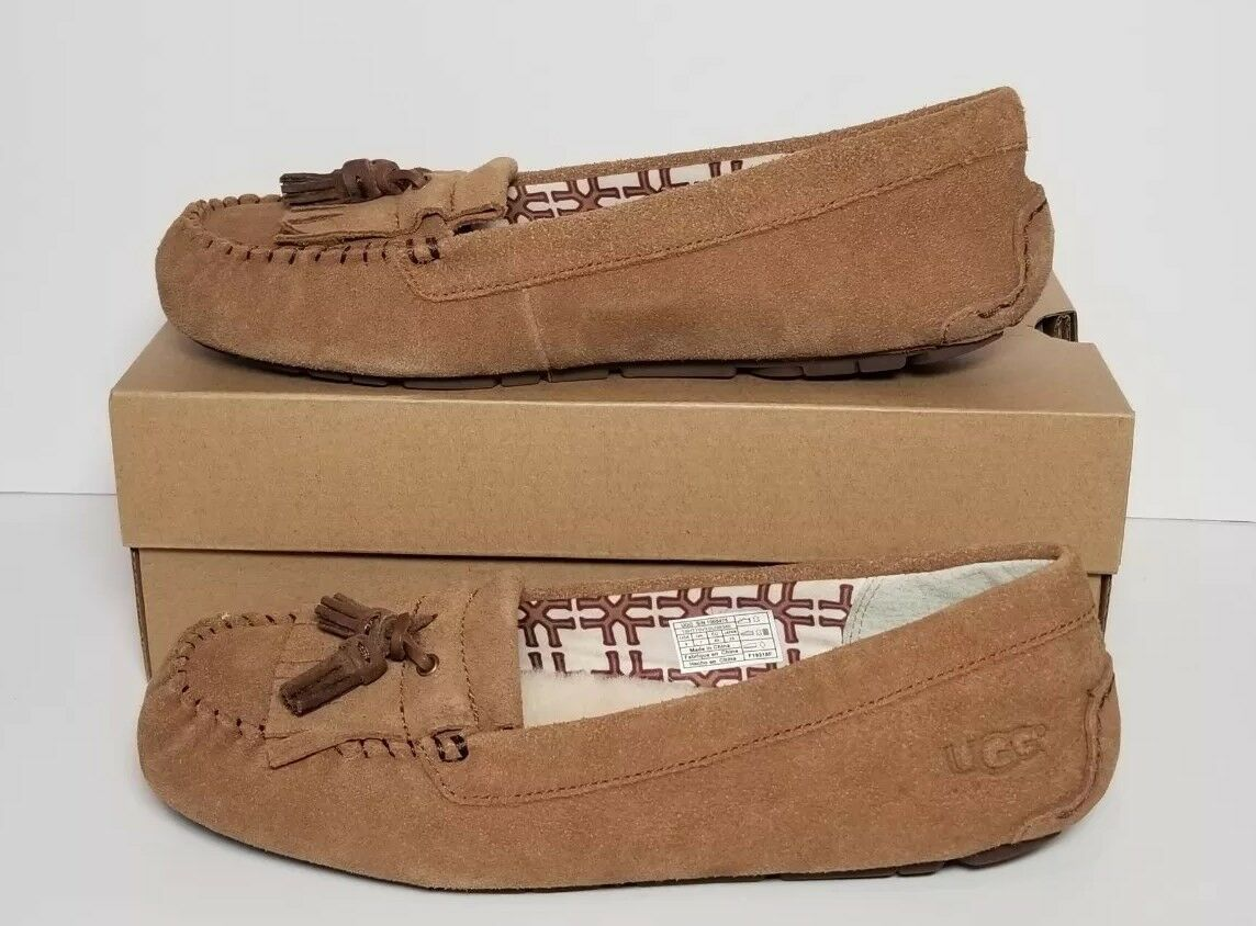 0de464db99f UGG LIZZY WOMAN'S MULTIPLE SIZES CHESTNUT NEW IN BOX 1005475