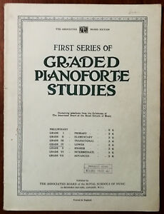 First-Series-Of-Graded-Pianoforte-Studies-Grade-4-IV