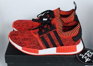 7d93080d3 Adidas NMD R1 Red Apple 2.0 Schoenen AI Camo Europe 1 of 900 UK 5 7 ...