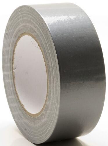 Ultratape Gaffer Cinta 50mm X 50m-Plata