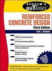 Schaum's Outline of Reinforced Concrete Design by Noel J. Everard (Paperback, 1993)